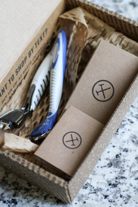 Dollar Shave Club razor review for women