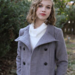 clearance pea coat