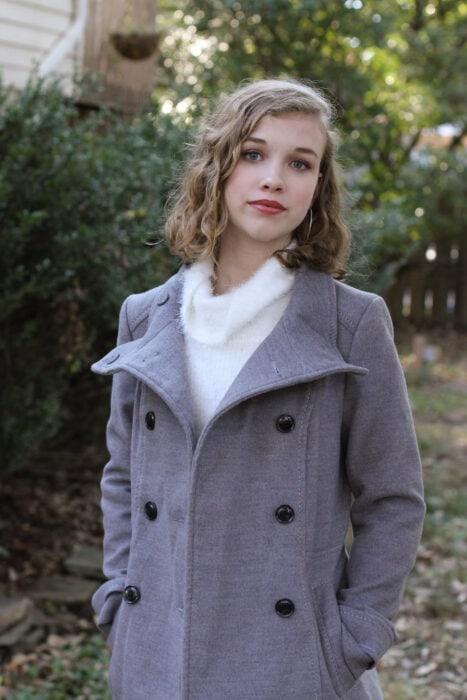 clearance pea coat