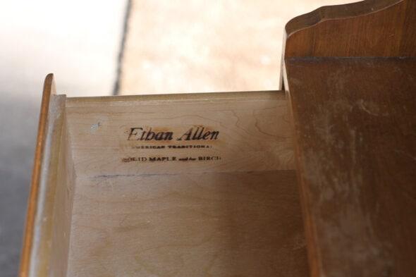 Ethan Allen nightstand before
