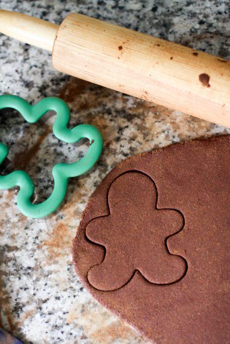 Cinnamon applesauce ornament recipe
