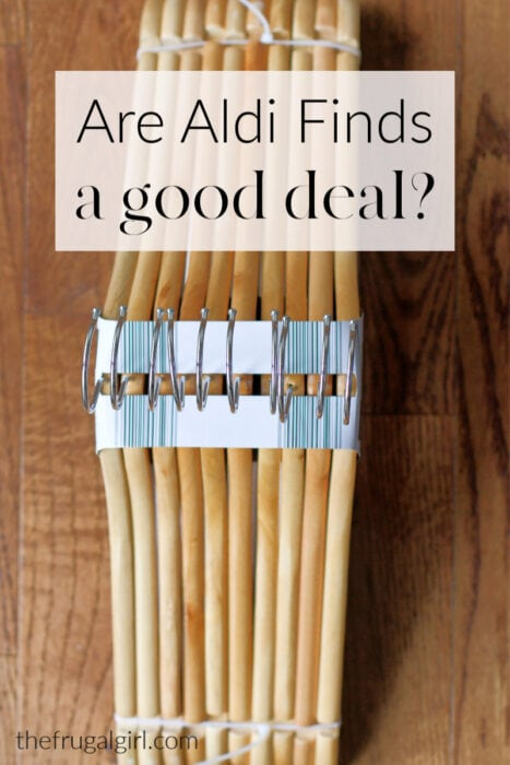 Are Aldi Finds a good deal?