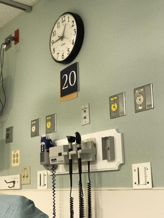ER clock