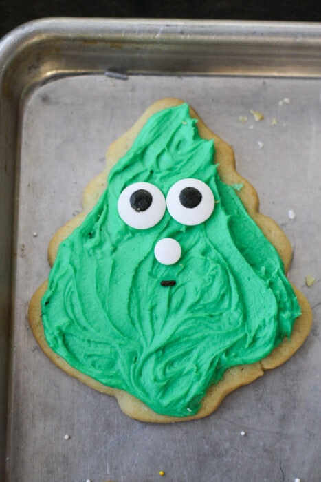 Christmas cookie
