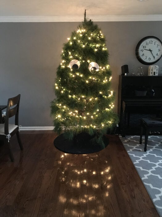 Clay the Christmas Tree