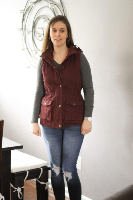 Stitch Fix vest