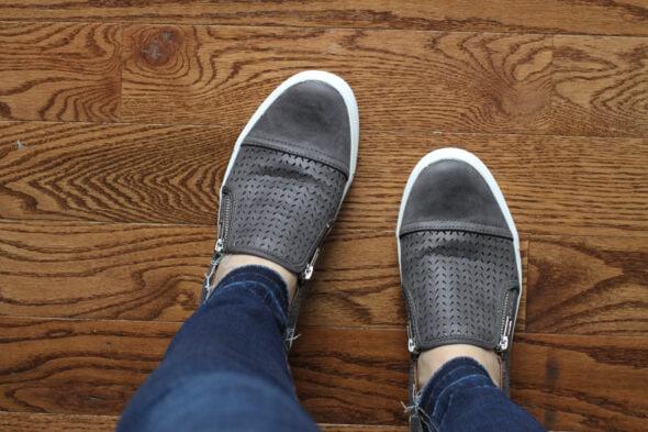 Stitch Fix Report footwear