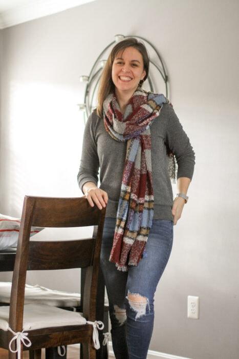 Stitch Fix scarf
