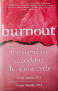 Burnout book review