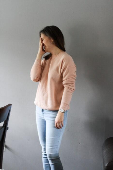 ThredUp sweatshirt