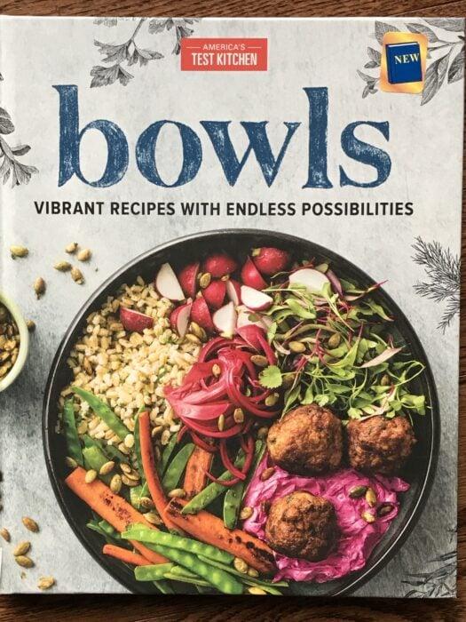 ATK bowls cookbook