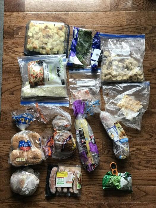 freezer challenge