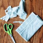 towel mending