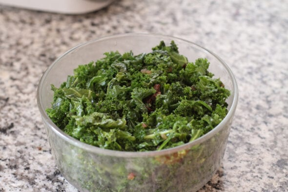 Gimme Some Oven Kale Salad