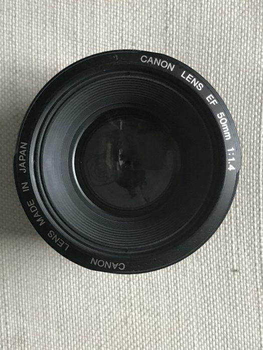 Canon 50mm lens