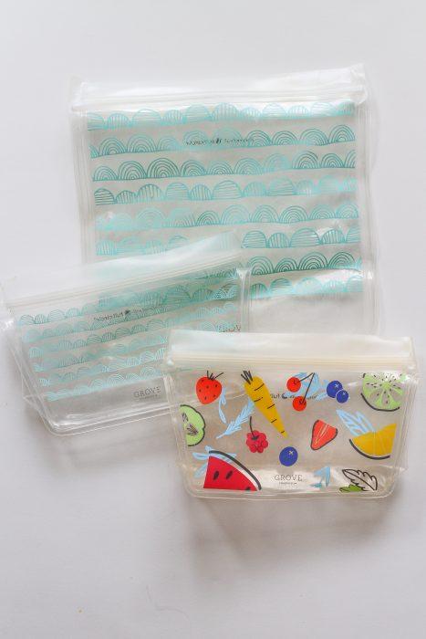3 Grove Reusable bags