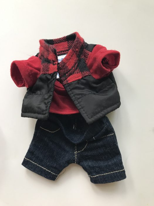 Build a Bear small fry clothes