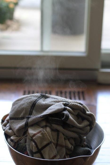 steamy kitchen towels