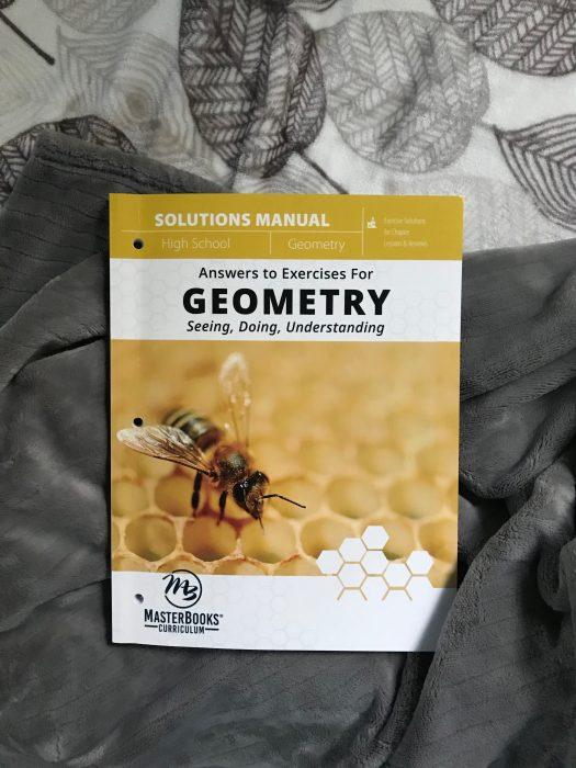 geometry solutions manual