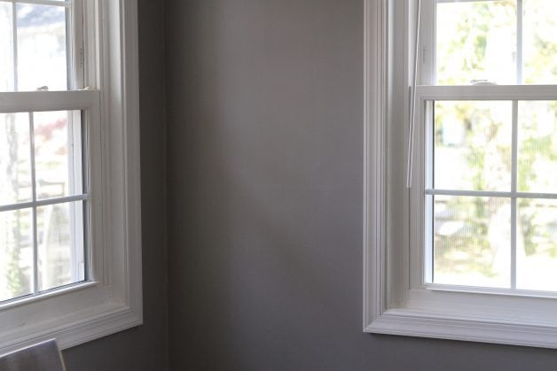matching window trim