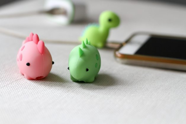 dinosaur cable protectors