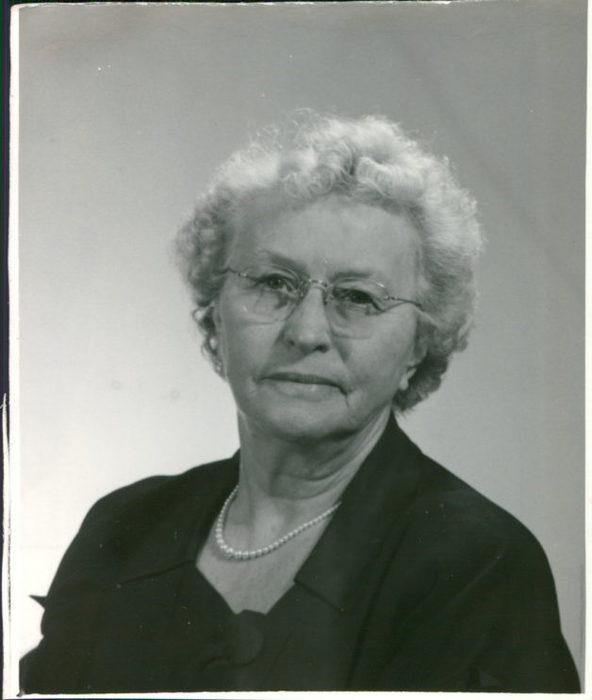 Kristen's great-grandma