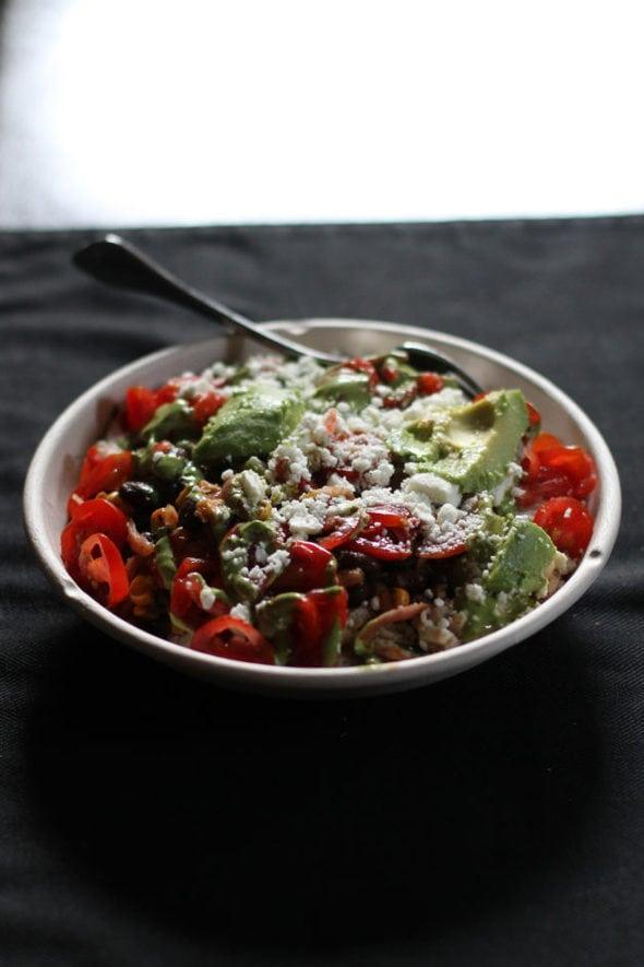 Panera Baja bowl.